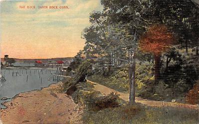 amp007174 - Savin Rock, Connecticut, CT, USA Postcard