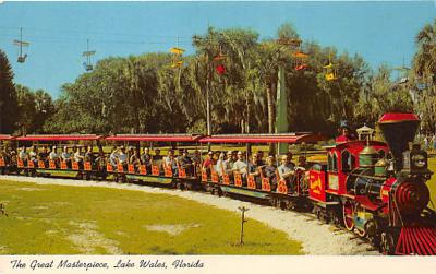 amp009001 - Lake Wales, Florida, FL, USA Postcard