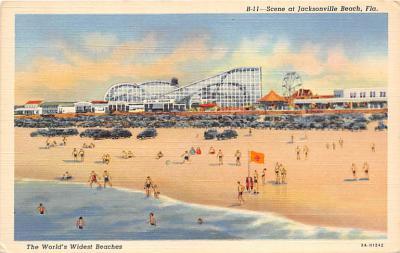 amp009022 - Florida, FL, USA Postcard