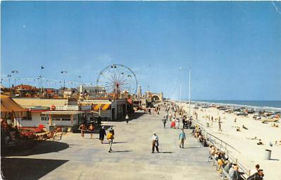 amp009036 - Daytona Beach, Florida, FL, USA Postcard