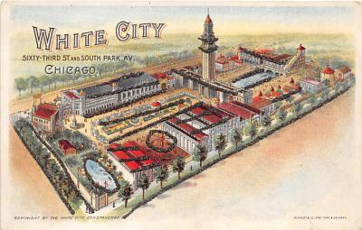 amp013011 - Chicago, Illinois, IL, USA Postcard