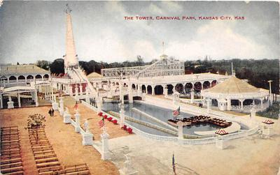 amp016017 - Kansas City, Missouri, MO, USA Postcard