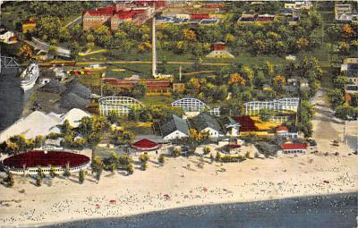 amp022007 - Benton Harbor, Michigan, MI, USA Postcard