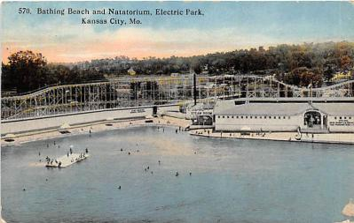 amp025027 - Kansas City, Missouri, MO, USA Postcard