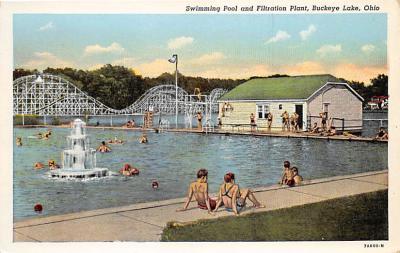 amp035035 - Buckeye Lake, Ohio, OH, USA Postcard