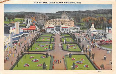 amp035044 - Cincinnati, Ohio, OH, USA Postcard