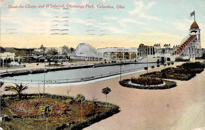 amp035056 - Columbus, Ohio, OH, USA Postcard