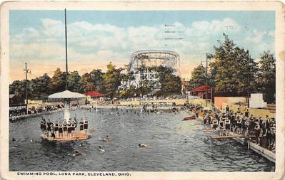 amp035058 - Cleveland, Ohio, OH, USA Postcard