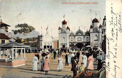 amp035061 - Cleveland, Ohio, OH, USA Postcard