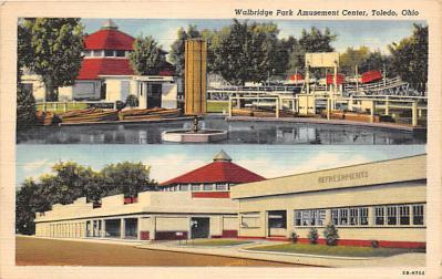 amp035062 - Toledo, Ohio, OH, USA Postcard