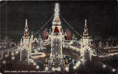 amp100066 - Amusement Park Postcard Post Card