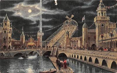 amp100095 - Amusement Park Postcard Post Card