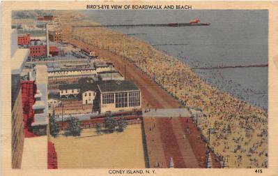 amp100103 - Amusement Park Postcard Post Card