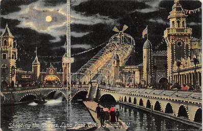 amp100126 - Amusement Park Postcard Post Card