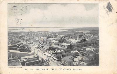 amp100138 - Amusement Park Postcard Post Card