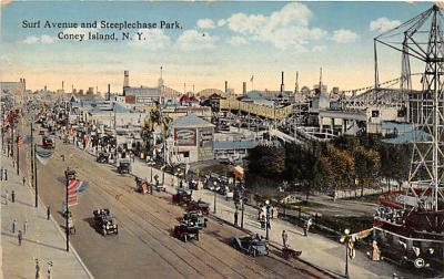amp100139 - Amusement Park Postcard Post Card