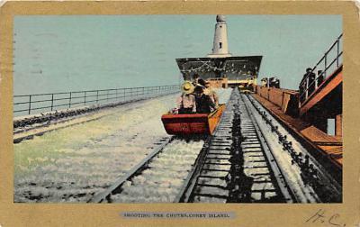 amp100148 - Amusement Park Postcard Post Card