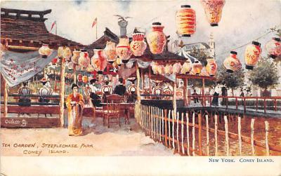 amp100170 - Amusement Park Postcard Post Card
