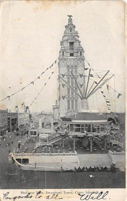 amp100182 - Amusement Park Postcard Post Card