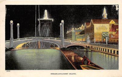 amp100188 - Amusement Park Postcard Post Card