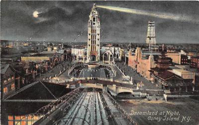amp100212 - Amusement Park Postcard Post Card
