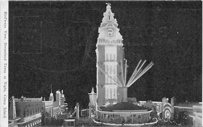 amp100214 - Amusement Park Postcard Post Card