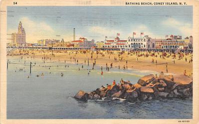 amp100223 - Amusement Park Postcard Post Card