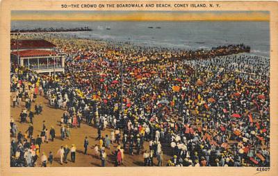 amp100224 - Amusement Park Postcard Post Card