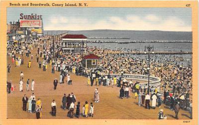 amp100226 - Amusement Park Postcard Post Card