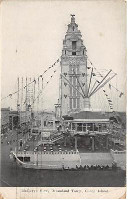 amp100228 - Amusement Park Postcard Post Card