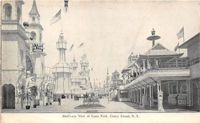 amp100238 - Amusement Park Postcard Post Card