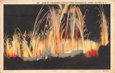 amp100243 - Amusement Park Postcard Post Card