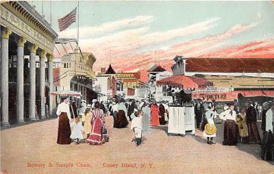 amp100244 - Amusement Park Postcard Post Card