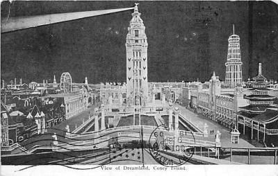 amp100285 - Amusement Park Postcard Post Card
