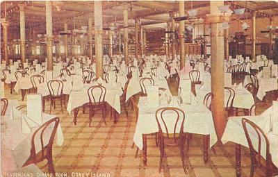 amp100362 - Amusement Park Postcard Post Card