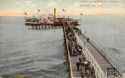 amp100983 - Amusement Park Postcard Post Card