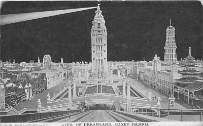 amp100985 - Amusement Park Postcard Post Card