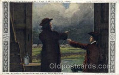 Benjamin Franklins Kite Experiment