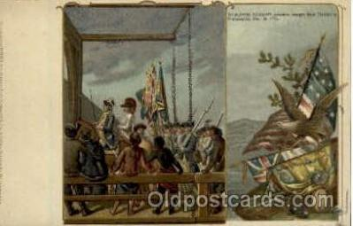 ThoUS& Hessian Prisoners, December 26, 1776