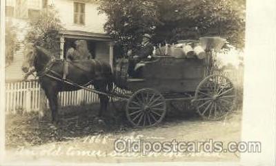 Peddlers Wagon