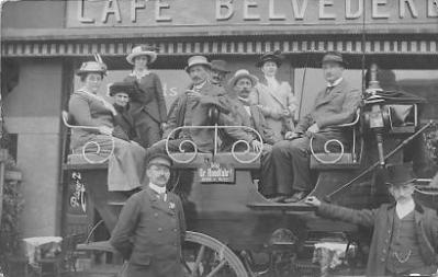 Cafe Belverdere