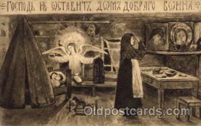 ang000001 - Angel Postcard Post Card