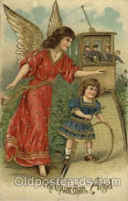 ang001013 - Angel, Angels Postcard Post Card