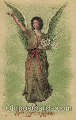 ang001017 - Angel, Angels Postcard Post Card