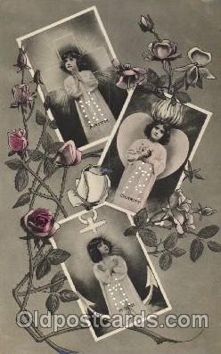 ang001040 - Angel, Angels, Postcard Post Card