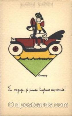 ani001136 - Duck Animal Postcard Post Card