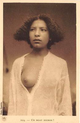 arb003268 - Arab Nude Postcard