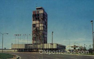 arp001026 - La International Airport, Los Angeles, CA USA Airport, Airports Post Card, Post Card