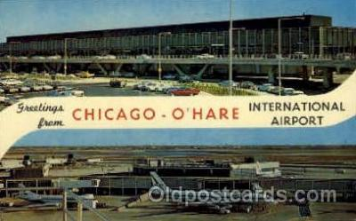 Chicago O Hare international Airport, Chicago, IL USA