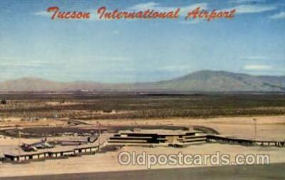 Tuscon International Airport, Tuscon, AZ USA